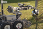 How Do Robots Dismantle Bombs?
