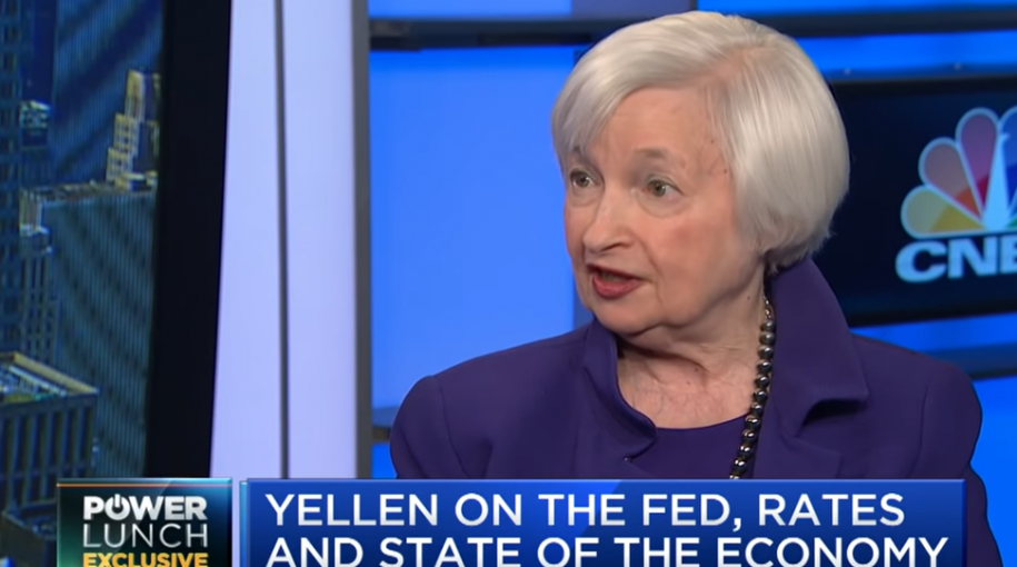 Janet Yellen: Trump Doesn't Have Grasp of Economic Policy