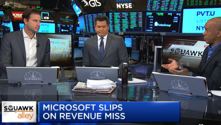 Microsoft Has Potential to Catch up With Amazon's Cloud - Analyst