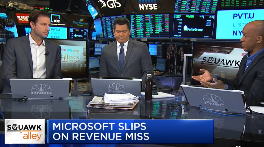Analyst: Microsoft Has Potential to Catch up With Amazon's Cloud