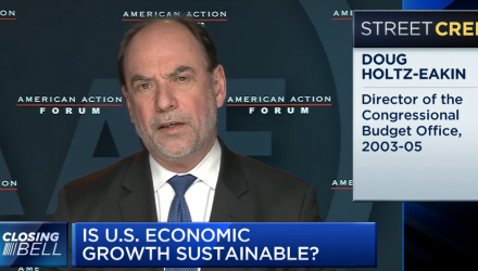 No Reason to Be Pessimistic With GDP Data - Expert