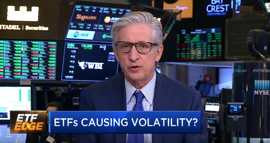 ETF Mythbuster: Do ETFs Cause Volatility?