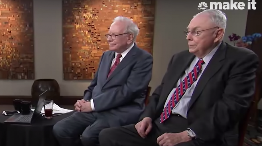 Warren Buffett on His Successful Business Partnership with Charlie Munger