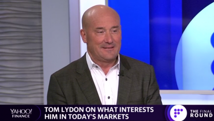 Tom Lydon on Yahoo! Finance Live: ETF Plays for Offense and Defense