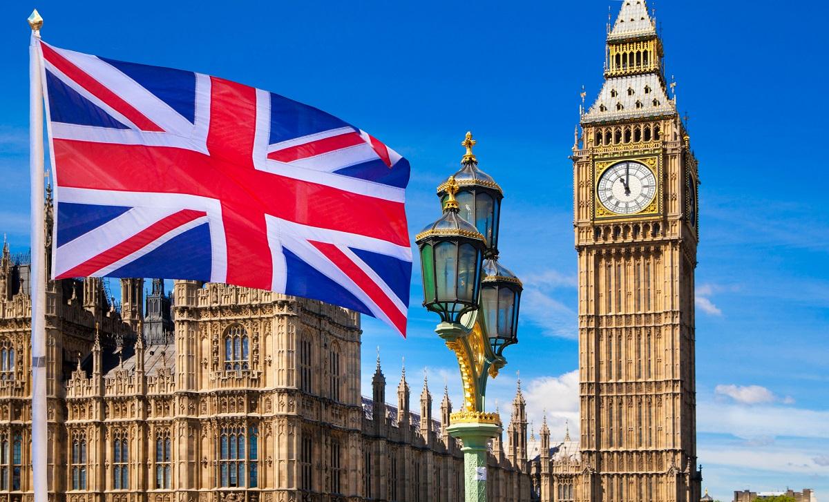 флаг лондона фото