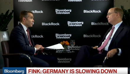 BlackRock's Fink on Optimism, China, Deficits, Inclusive Capitalism
