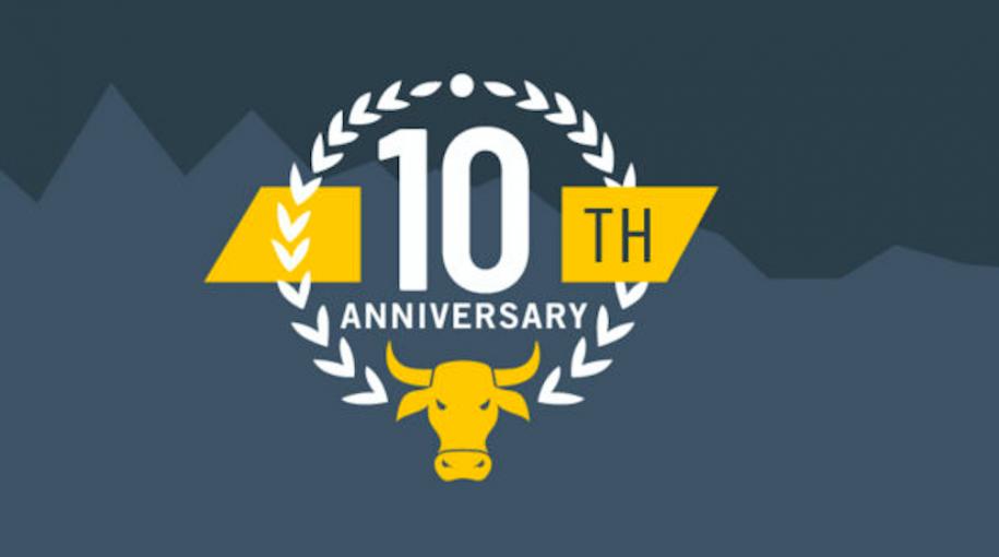 Bull Market Hits 10th Anniversary