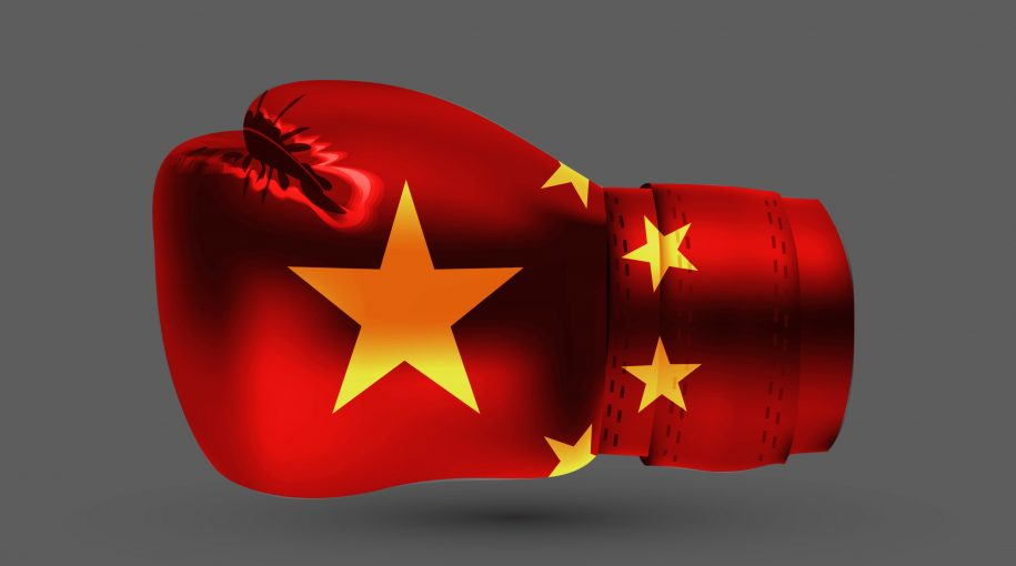 China – Eight Rounds for the World Economic Heavyweight Crown