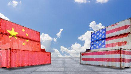 China ETFs Surge on 'Constructive' Trade Talks in Beijing