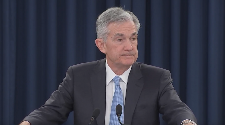 """Fed Chair After Rate Decision: Economy is in a """"Good Place"""""""