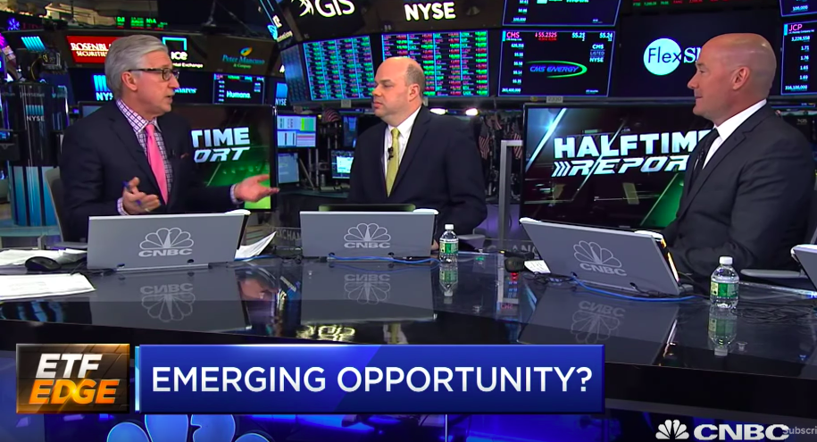 Tom Lydon on CNBC: Getting Tactical with Emerging Markets