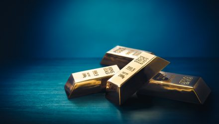 Gold ETFs Trends Look Favorable