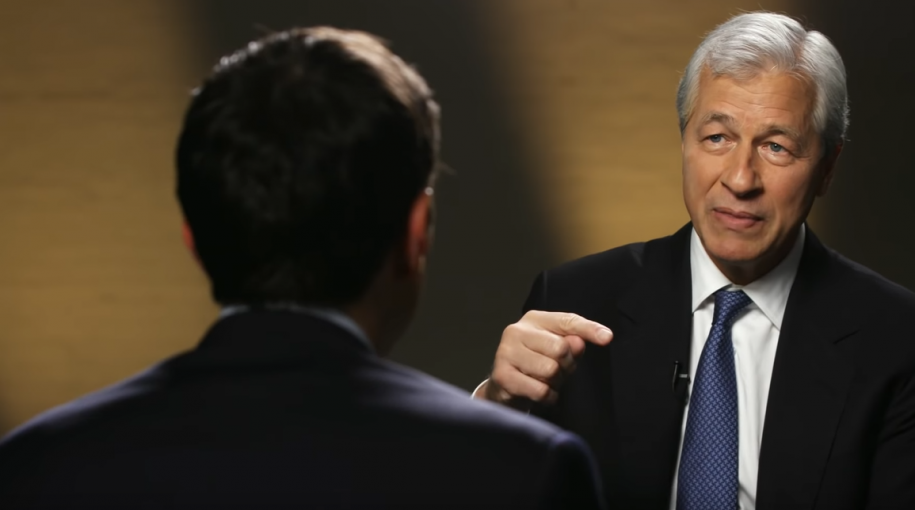 Jamie Dimon On The 2008 Crisis