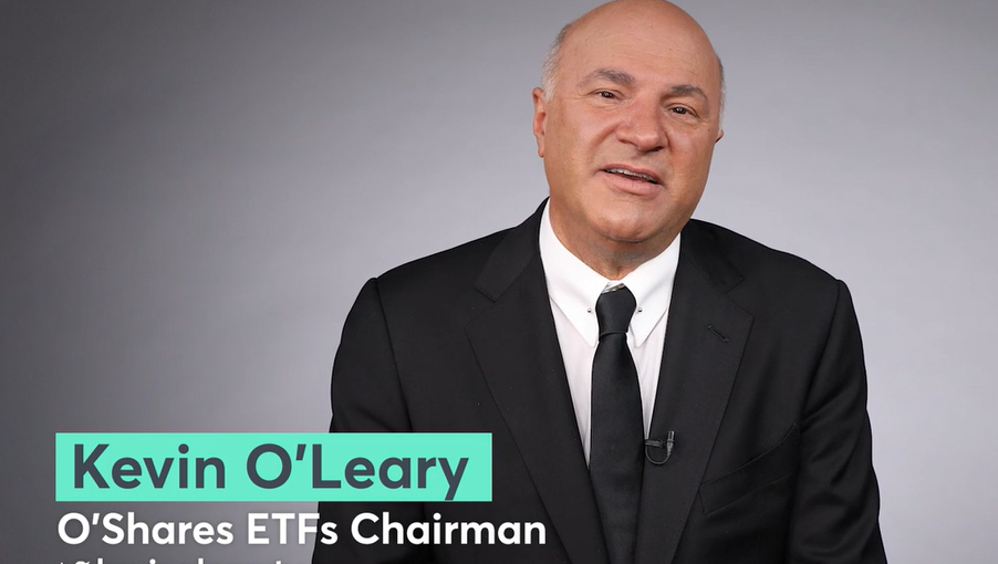 "Kevin O'Leary's Retirement Plans: ""Never"""