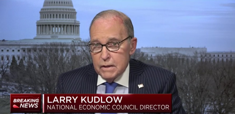 Larry Kudlow On Why The Fed Should Cut Rates
