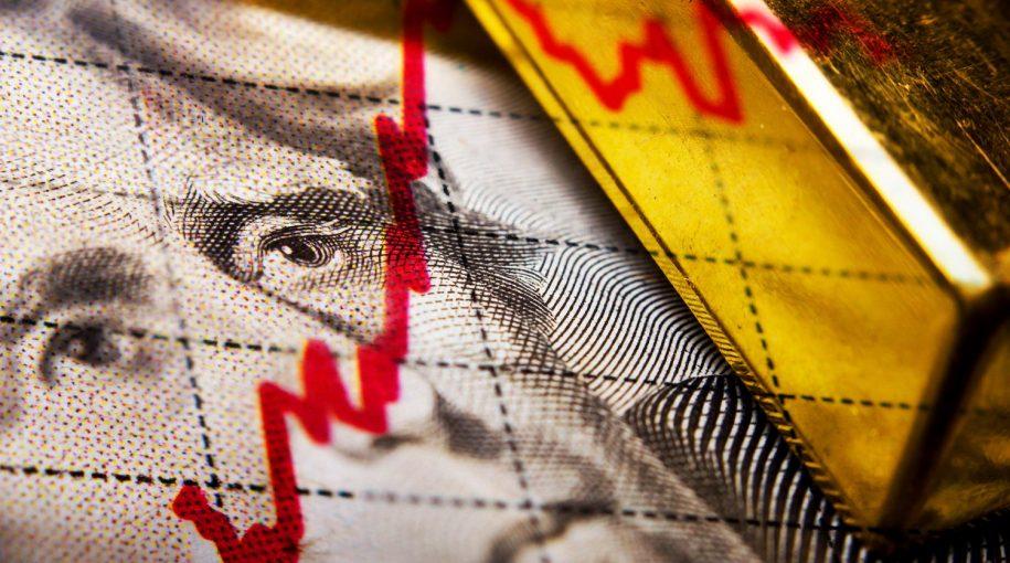 Gold, Miners, Metals Gain as Investors Get More Defensive