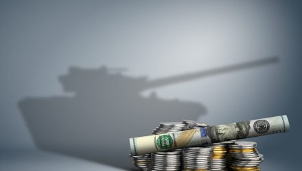 Proposed White House Budget Calls for Increased Defense Spending
