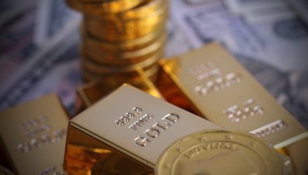 Renewed Risk Appetite Weighs on Gold ETFs