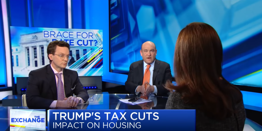 Here's How the Tax Cuts Could Impact the Housing Market