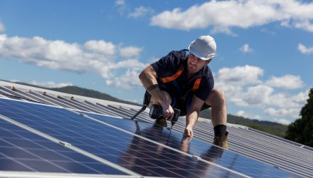 Solar ETF is One of 2019's Bright Spots