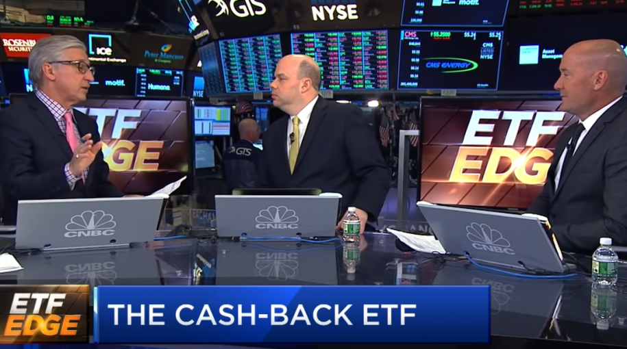 The ETF That Pays You