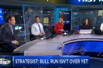 This Bull Run Isn't Over yet, Says PNC's Top Strategist