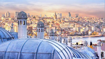 Turkey ETF Plunges on Weakening Confidence in Lira Currency