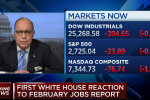 White House Economic Advisor on Jobs Report - Don't Pay 'Any Attention to It'