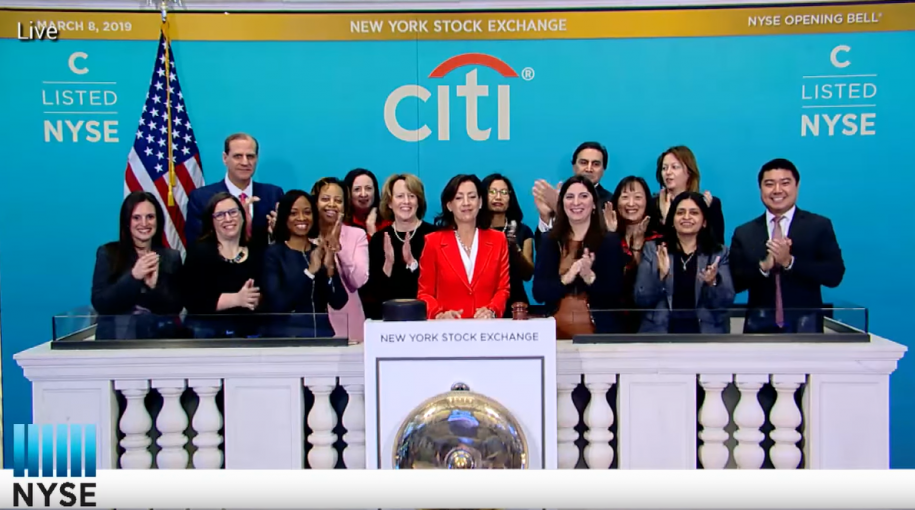 Women in ETFs, Partners Ring the Bell for Gender Equality