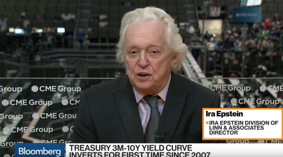 Yield Curve Inversion a 'Problem for Everything,' Epstein Says