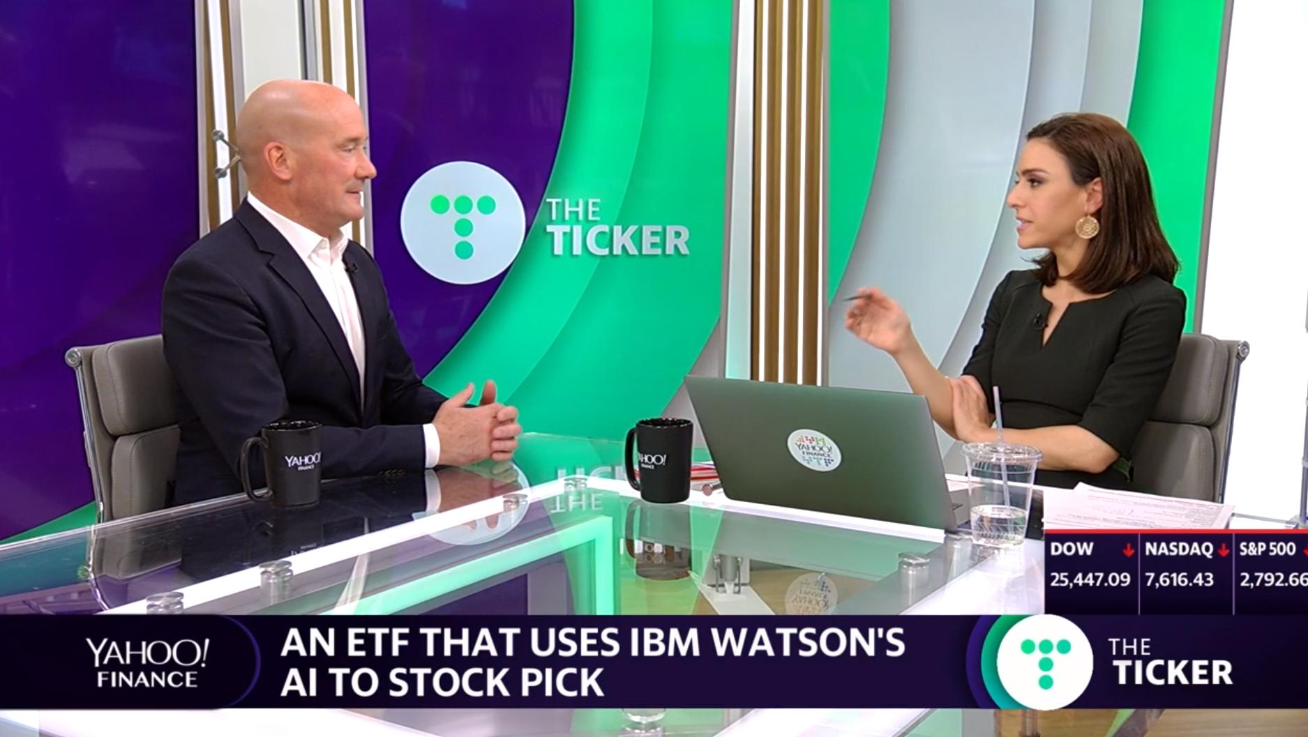 """You'll """"Be at a Disadvantage"""" Without AI, Says Tom Lydon on Yahoo Finance LIVE"""