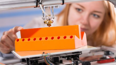 A Thematic ETF for 3D Printing Boom