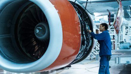 Aerospace, Defense ETFs Take Flight on Strong Lockheed Martin, United Technologies Results