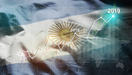 "Argentina ETFs Gain as IMF Chief Says Economic Policies are ""Bearing Fruit"""