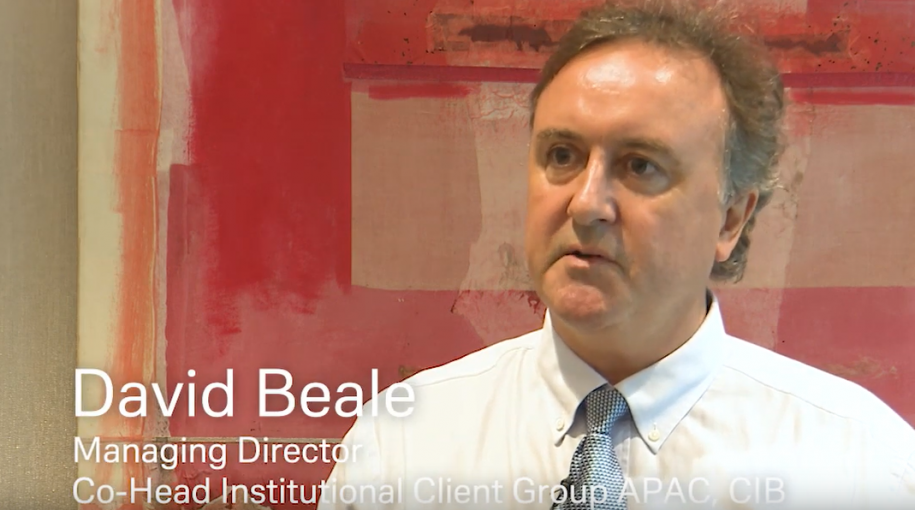 Asia Takeaway: David Beale on China's inclusion in the Bloomberg Barclays Aggregate Bond Index