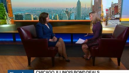 Chicago, Illinois Bond Deals Cash In on Bond Market Rally