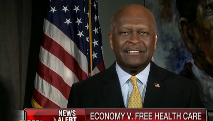 Herman Cain Gets Nod from Trump for Federal Reserve Appointment