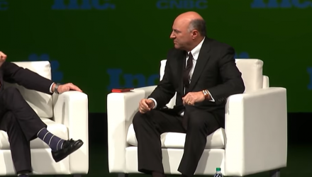 Kevin O'Leary: What Sets Entrepreneurs Apart from Employees