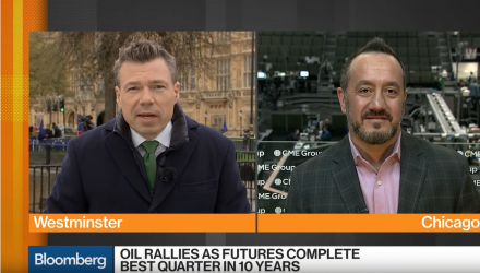 Oil Needs Price Above $60 to Bring in Speculators, Iaccino Says