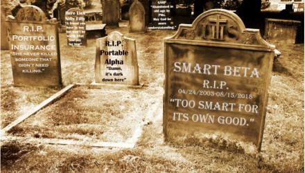 RIP Smart Beta