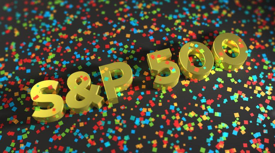 S&P 500 Closes At a New Record High