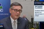 Full Interview With Fed Vice Chair Richard Clarida