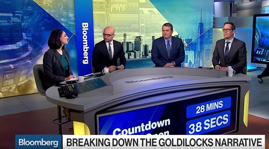 Should Investors Get Comfortable With a Goldilocks Narrative?