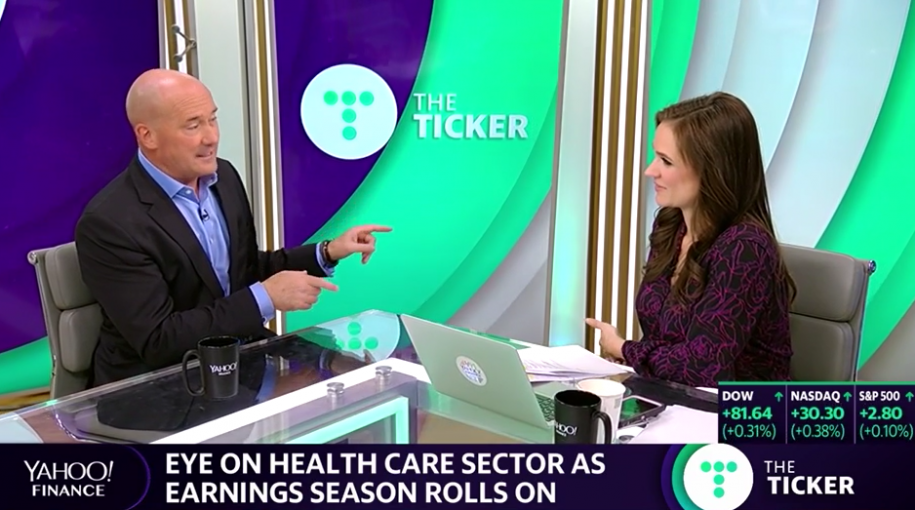 Tom Lydon on Yahoo Finance Live: SPY, Health Care, EM, and What to Avoid