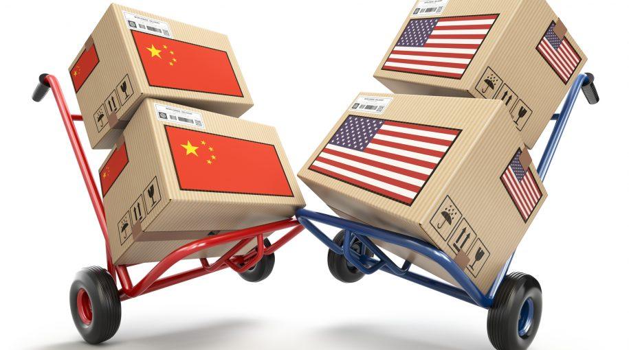 Trade Tensions Send U.S. Stock ETFs Falling