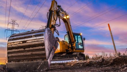 Will Caterpillar Earnings Inspire Homebuilder ETFs?