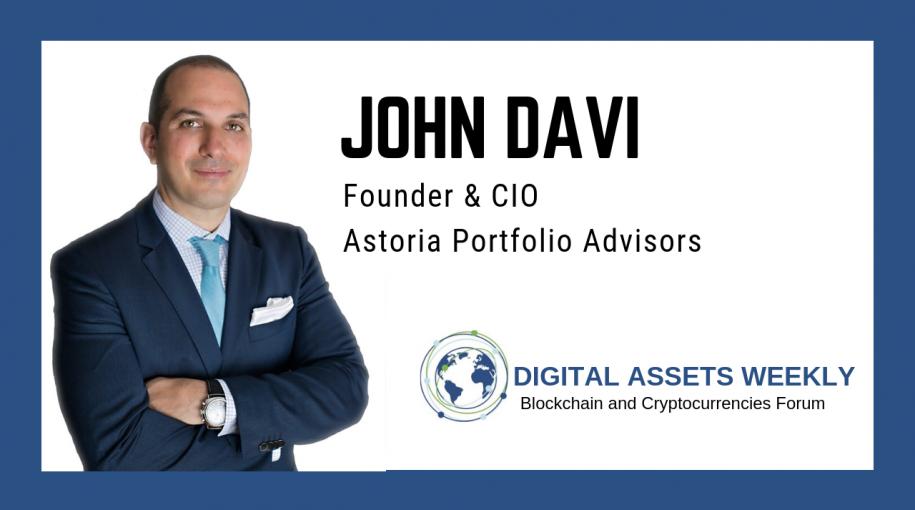 Astoria Interviewed on Digital Assets