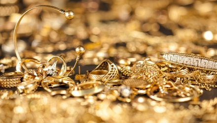 ETFs to Consider as Gold Prices Teeter on the Brink of Fragility