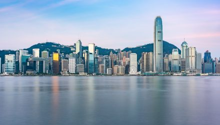 Hong Kong ETF Rallies on China's Plans to Liberalize Its Financial Sector