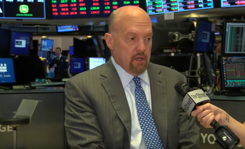 "Jim Cramer: Economy on Verge of ""Significant Slowdown"""